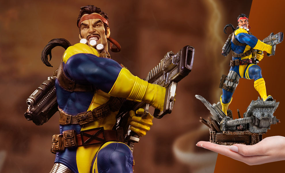 Gallery Feature Image of Forge 1:10 Scale Statue - Click to open image gallery