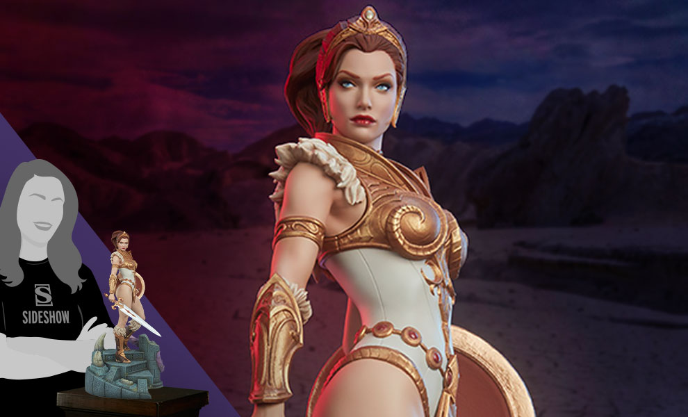 Gallery Feature Image of Teela Legends Maquette - Click to open image gallery