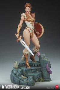 Gallery Image of Teela Legends Maquette