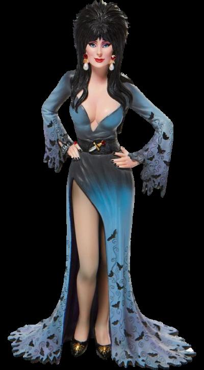 Elvira Couture de Force Figurine