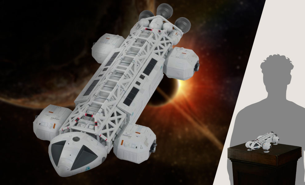 Gallery Feature Image of Eagle One Transporter Model - Click to open image gallery