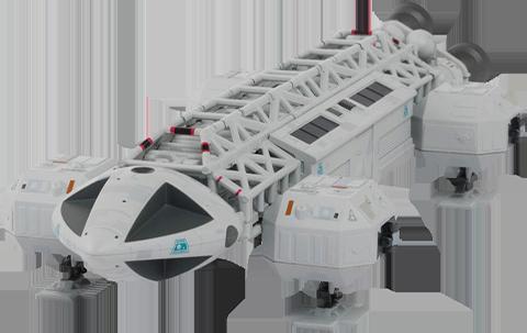 Eaglemoss Eagle One Transporter Model