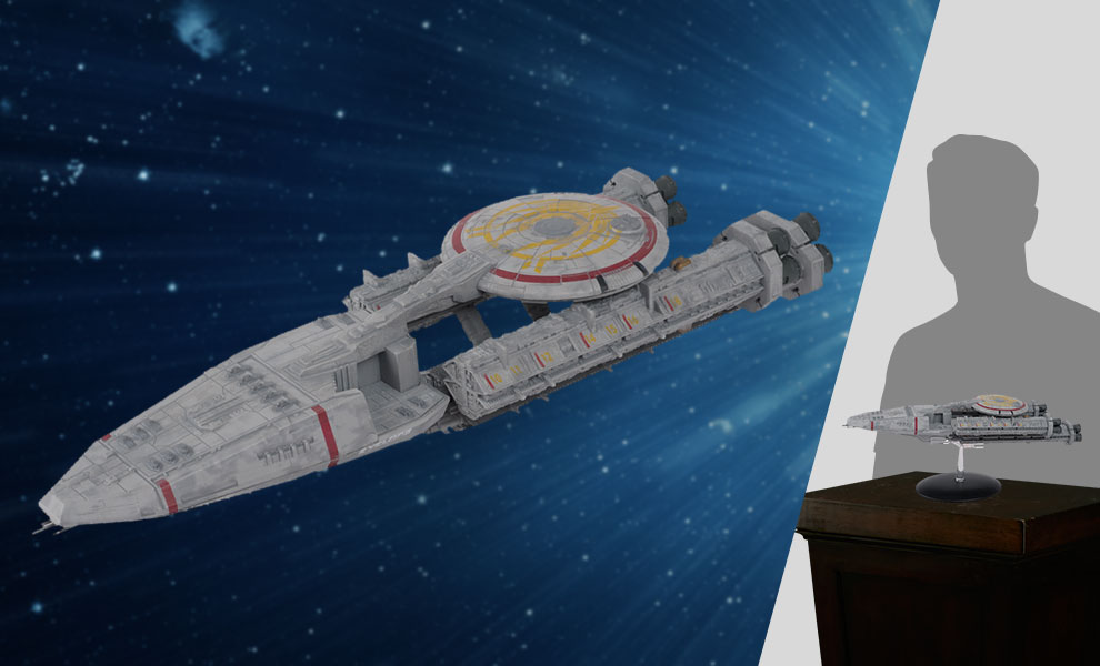 Gallery Feature Image of Loki Heavy Cruiser Model - Click to open image gallery