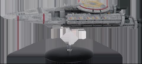 Eaglemoss Loki Heavy Cruiser Model