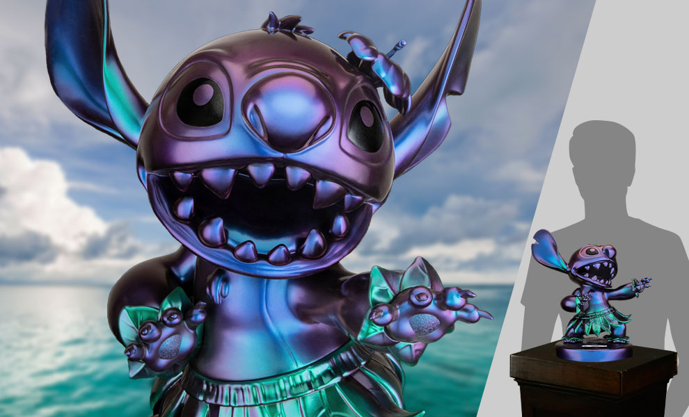 Gallery Feature Image of Hula Stitch (Special Edition) Statue - Click to open image gallery