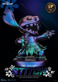 Gallery Image of Hula Stitch (Special Edition) Statue