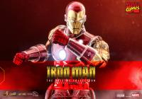 Gallery Image of Iron Man Sixth Scale Figure