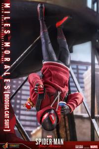 Gallery Image of Miles Morales (Bodega Cat Suit) Sixth Scale Figure