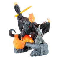 Gallery Image of Balrog vs Gandalf Figural Light Collectible Lamp