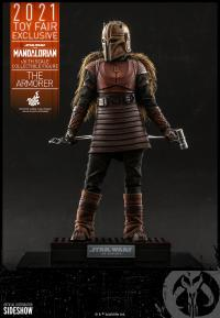 Gallery Image of The Armorer Sixth Scale Figure