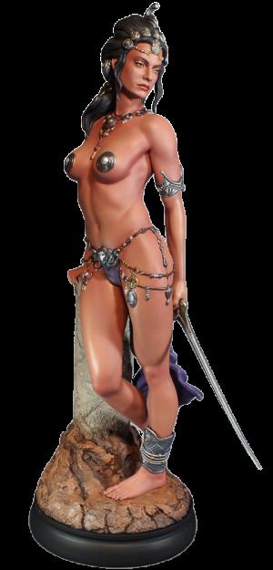 Dejah Thoris Princess of Mars Statue