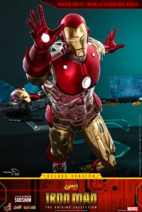 Gallery Image of Iron Man (Deluxe) Sixth Scale Figure