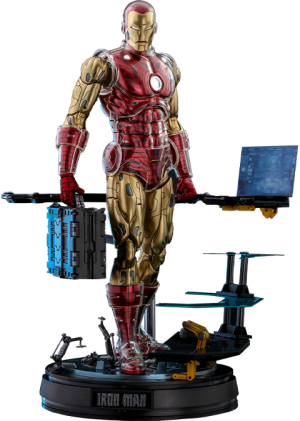Iron Man (Deluxe) Sixth Scale Figure