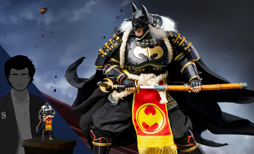 Gallery Feature Image of Ninja Batman 2.0 Sixth Scale Figure - Click to open image gallery