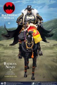 Gallery Image of Ninja Batman 2.0 (Deluxe Version with Horse) Sixth Scale Figure