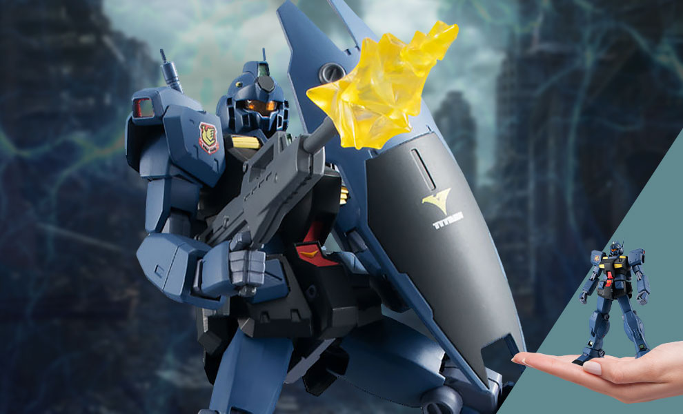 Gallery Feature Image of RGM-79Q GM Quel ver. A.N.I.M.E. Collectible Figure - Click to open image gallery