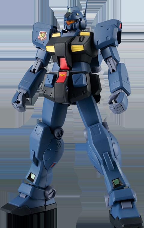 Bandai RGM-79Q GM Quel ver. A.N.I.M.E. Collectible Figure