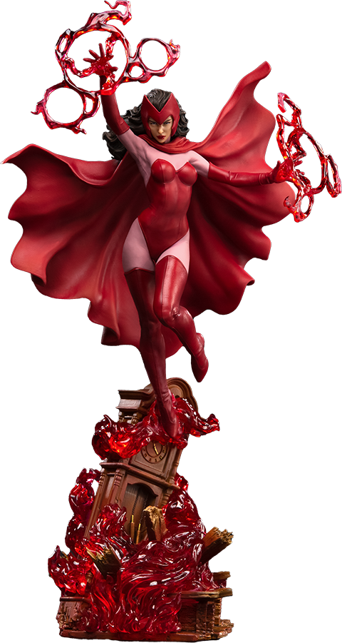 Iron Studios Scarlet Witch 1:10 Scale Statue