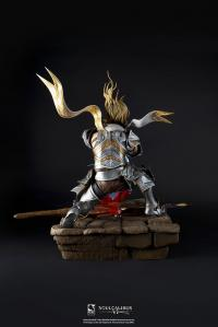 Gallery Image of Soul Embrace Siegfried Quarter Scale Statue