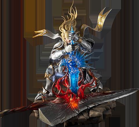 PureArts Soul Embrace Siegfried Quarter Scale Statue