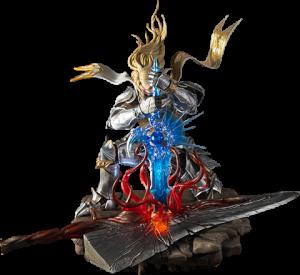 Soul Embrace Siegfried Quarter Scale Statue