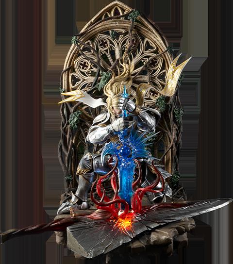 PureArts Soul Embrace Siegfried Deluxe Quarter Scale Statue