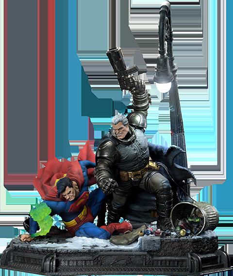 Prime 1 Studio Batman Versus Superman (Deluxe Version) Statue