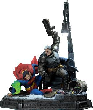 Batman Versus Superman (Deluxe Version) Statue