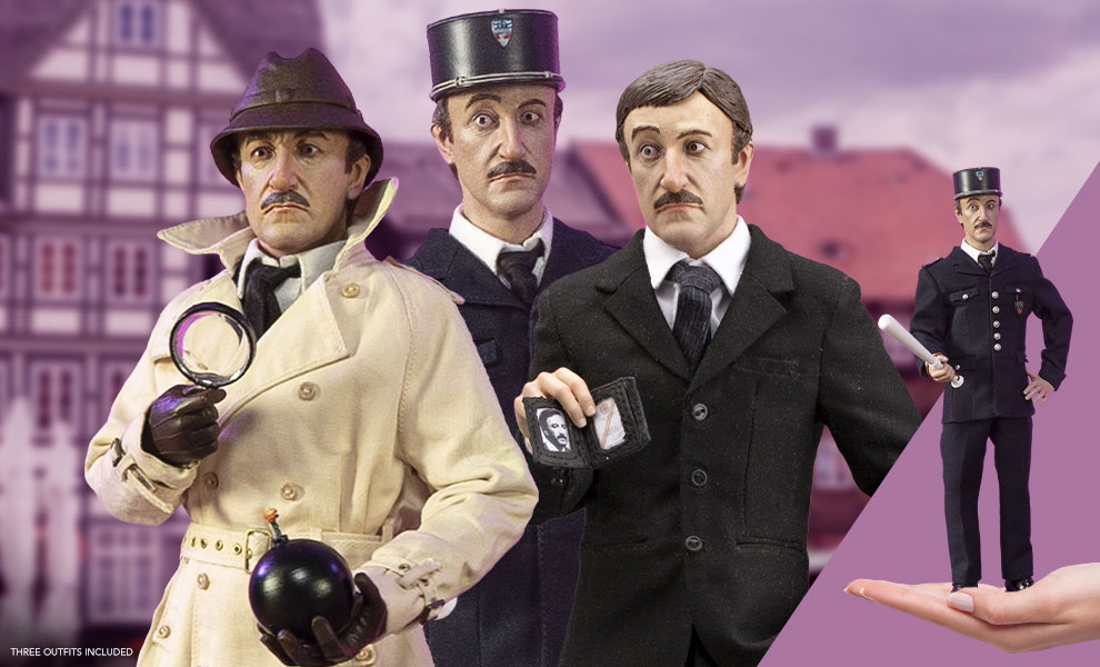 Gallery Feature Image of Peter Sellers (Deluxe Edition) Sixth Scale Figure - Click to open image gallery
