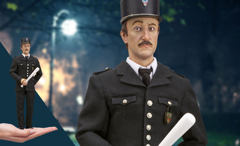 Gallery Feature Image of Peter Sellers (Le Policier Edition) Sixth Scale Figure - Click to open image gallery