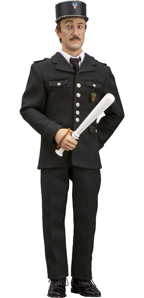 Infinite Statue Peter Sellers (Le Policier Edition) Sixth Scale Figure