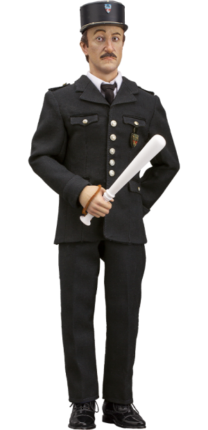 Peter Sellers (Le Policier Edition) Sixth Scale Figure