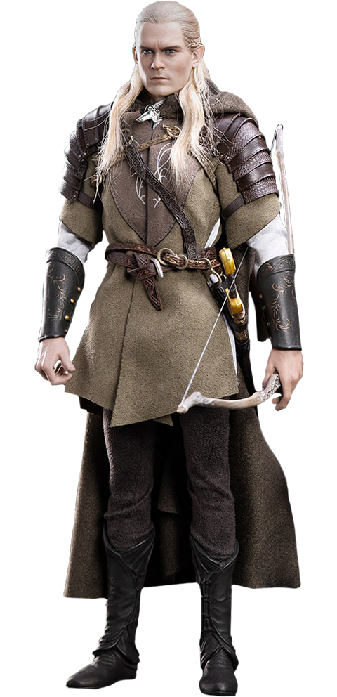 Asmus Collectible Toys Legolas at Helm's Deep Sixth Scale Figure