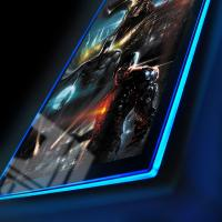 Gallery Image of Zack Snyder's Justice League #59C LED Poster Sign (Large) Wall Light
