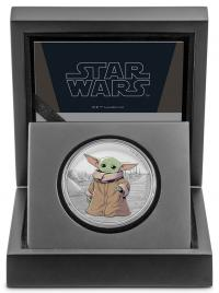 Gallery Image of The Child 1oz Silver Coin Silver Collectible