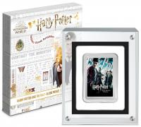 Gallery Image of Harry Potter and the Half-Blood Prince 1oz Silver Coin Silver Collectible
