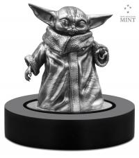 Gallery Image of The Child Silver Miniature Silver Collectible