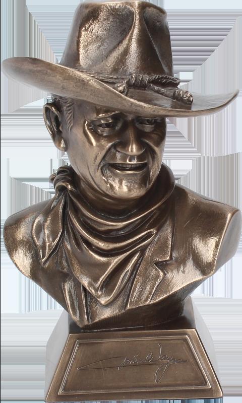 Nemesis Now John Wayne Bust
