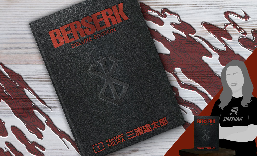 Gallery Feature Image of Berserk Deluxe Volume 1 Book - Click to open image gallery