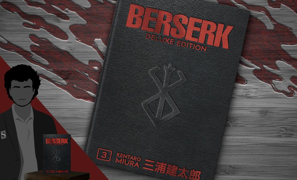 Gallery Feature Image of Berserk Deluxe Volume 3 Book - Click to open image gallery