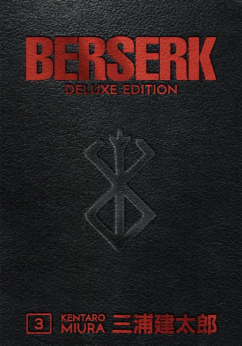 Dark Horse Comics Berserk Deluxe Volume 3 Book