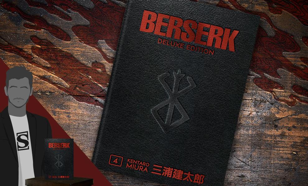 Gallery Feature Image of Berserk Deluxe Volume 4 Book - Click to open image gallery