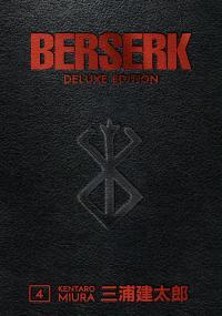 Gallery Image of Berserk Deluxe Volume 4 Book