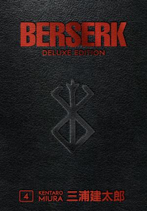 Berserk Deluxe Volume 4 Book