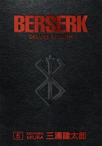 Gallery Image of Berserk Deluxe Volume 5 Book
