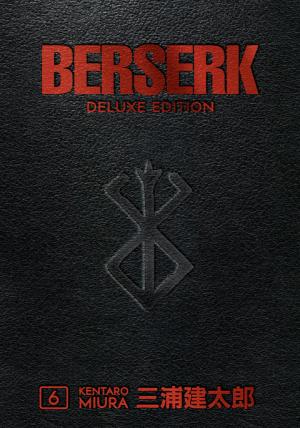 Berserk Deluxe Volume 6 Book