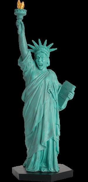 Weeping Angel (Statue of Liberty) Figurine