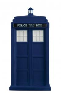 Gallery Image of 11th Doctor's TARDIS Figurine