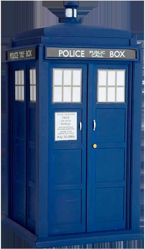 Eaglemoss 11th Doctor's TARDIS Figurine