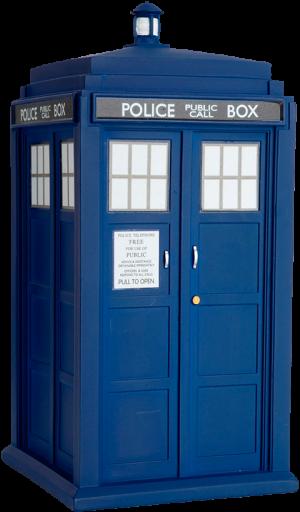 11th Doctor's TARDIS Figurine